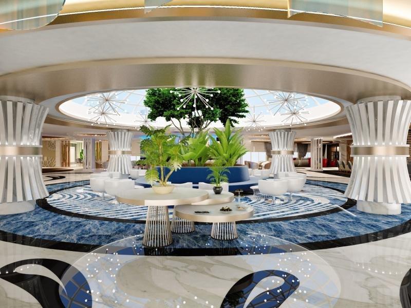 Calido Maris Lounge/Empfang