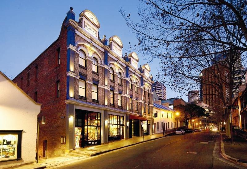 Harbour Rocks Hotel Sydney MGallery Collection Außenaufnahme