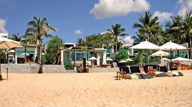 Aleenta Phuket Resort & Spa Strand