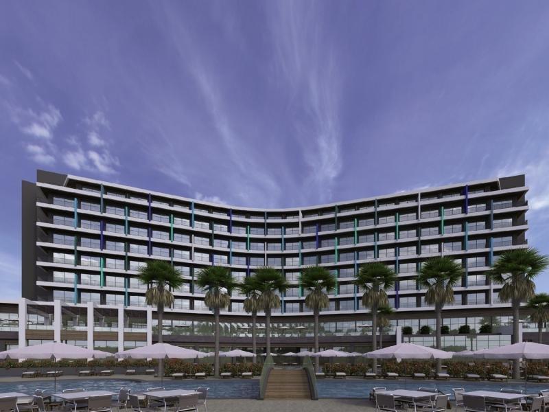 Wind of Lara Hotel & Spa Außenaufnahme