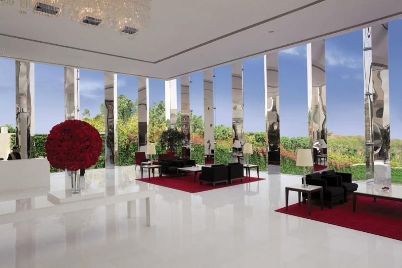 The Oberoi Gurgaon Lounge/Empfang