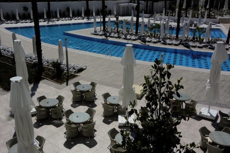 Wind of Lara Hotel & Spa Pool