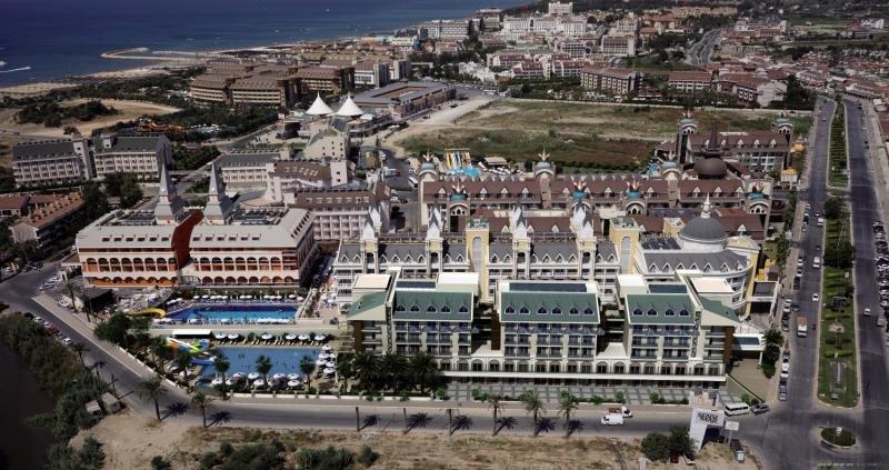 Palm World Resort & Spa Side Außenaufnahme