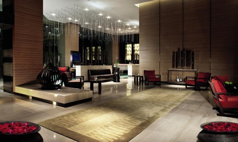 Anantara Sathorn Bangkok Hotel Lounge/Empfang