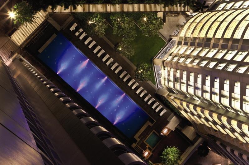 Anantara Sathorn Bangkok Hotel Pool
