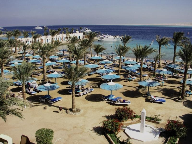 Le Pacha Resort Strand