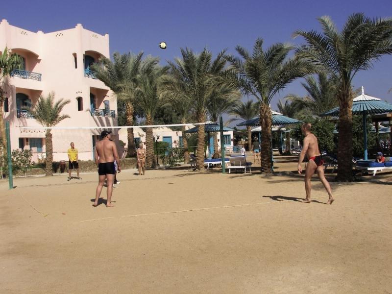 Le Pacha Resort Sport und Freizeit