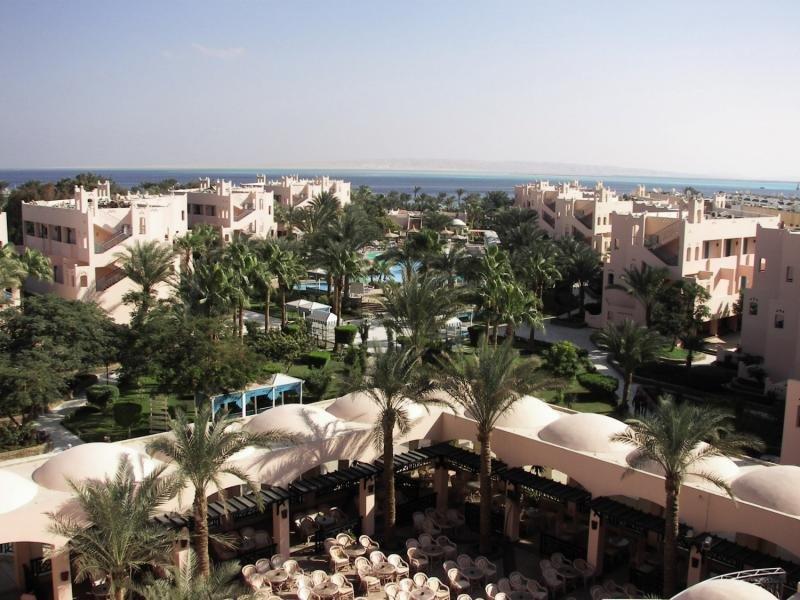 Le Pacha Resort Terrasse