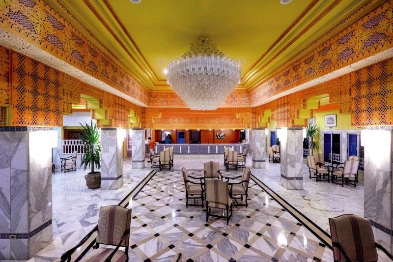 Baya Beach Aqua Park  Lounge/Empfang