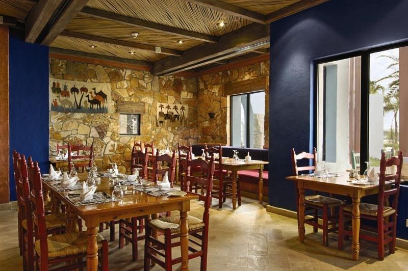 Marina Lodge at Port Ghalib Restaurant