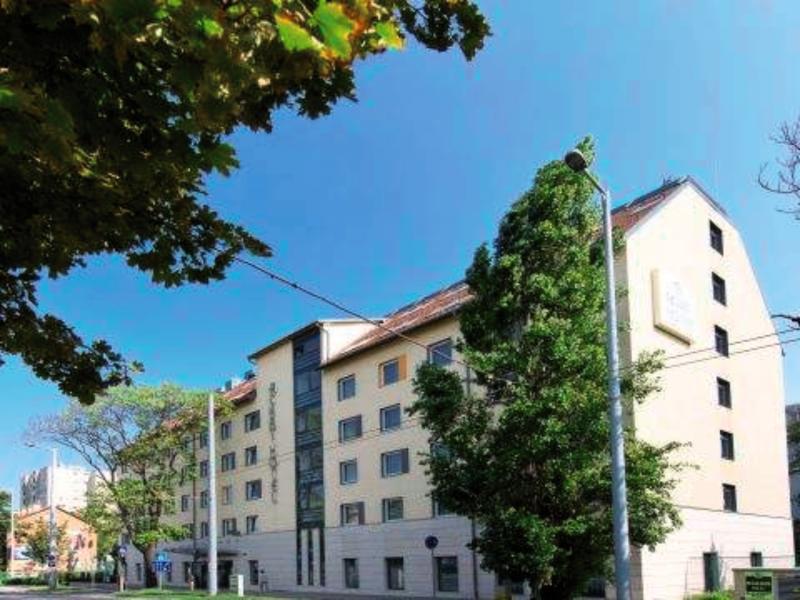 Achat Premium Hotel Budapest Außenaufnahme