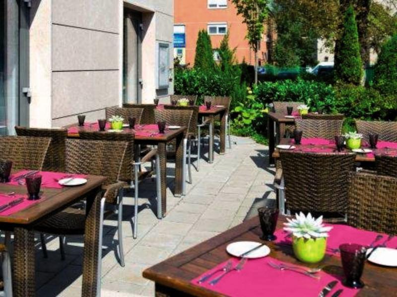 Achat Premium Hotel Budapest Terrasse