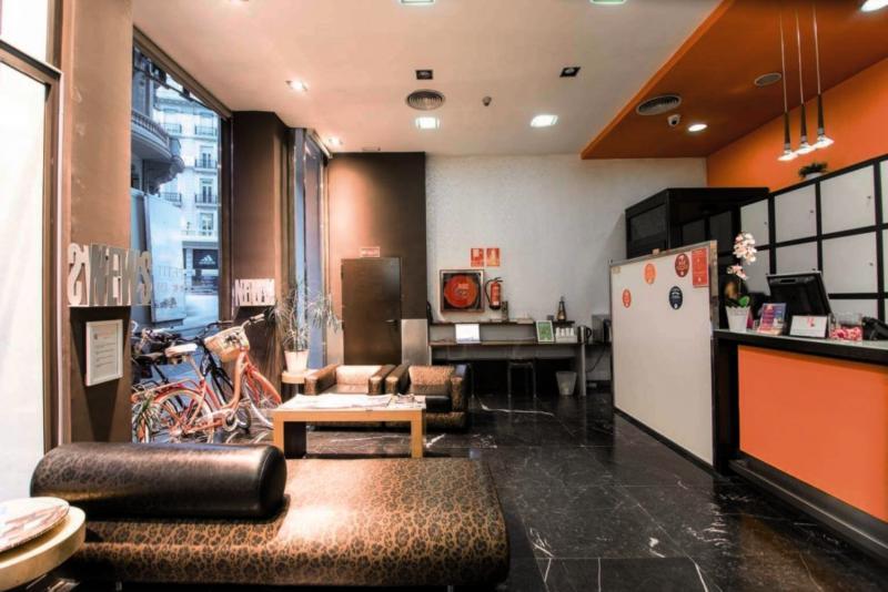 Hotel Petit Palace Ducal Chueca Lounge/Empfang
