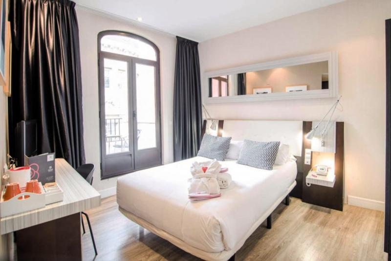 Hotel Petit Palace Ducal Chueca Wohnbeispiel