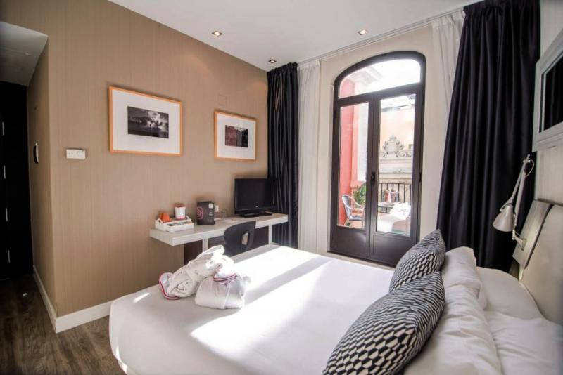 Hotel Petit Palace Ducal Chueca Wellness