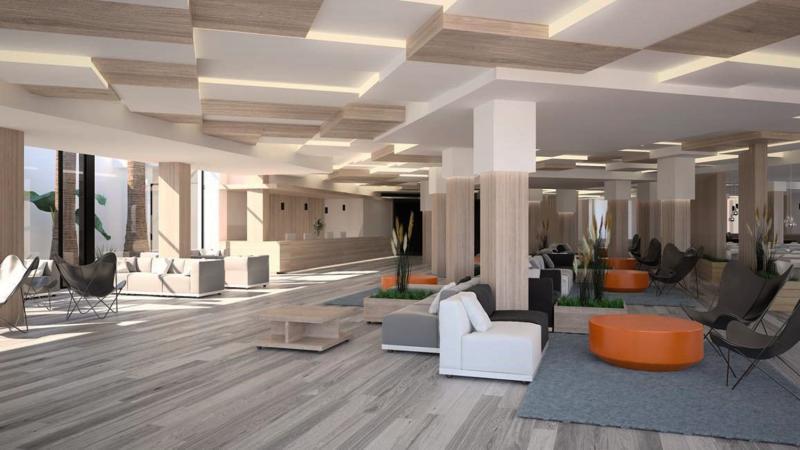 Invisa Hotel Es Pla - Erwachsenenhotel ab 18 Jahren Lounge/Empfang