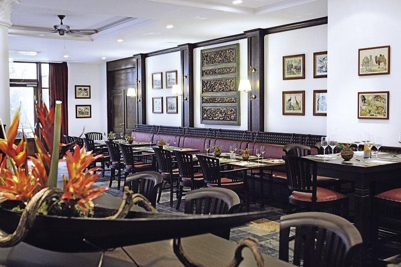 Lindner Park Hotel Hagenbeck Restaurant