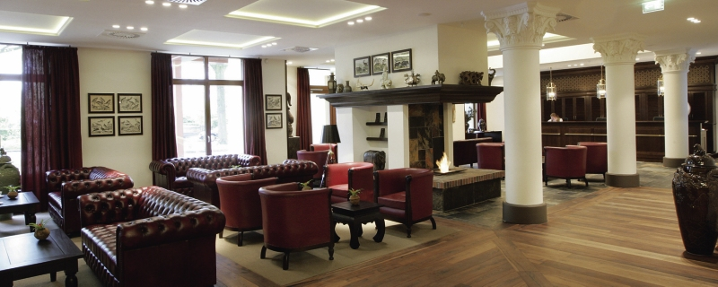 Lindner Park Hotel Hagenbeck Lounge/Empfang