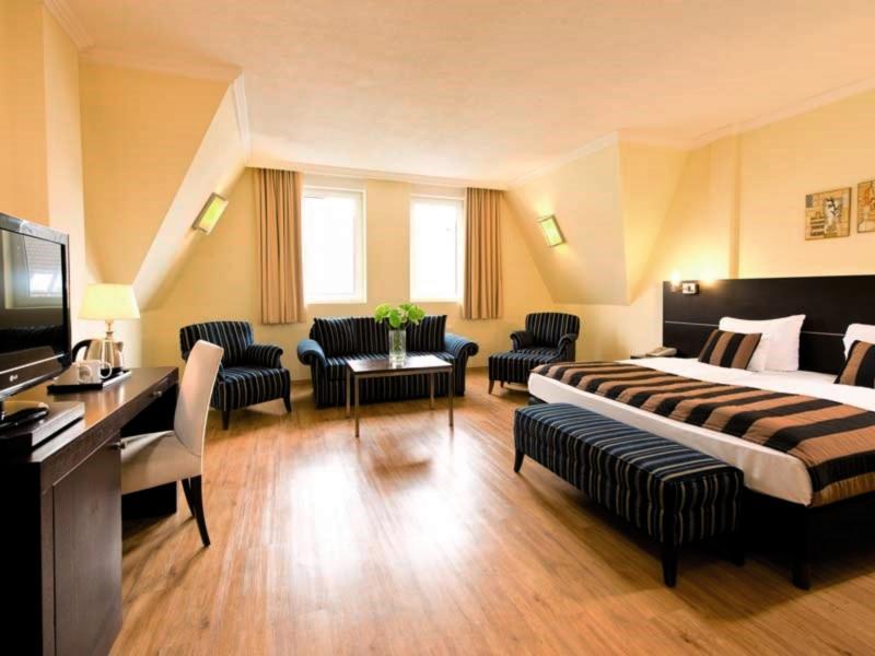 Leonardo Hotel Budapest Wohnbeispiel