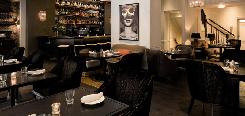 The Talbott Bar