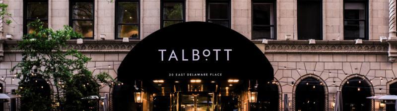 The Talbott Außenaufnahme