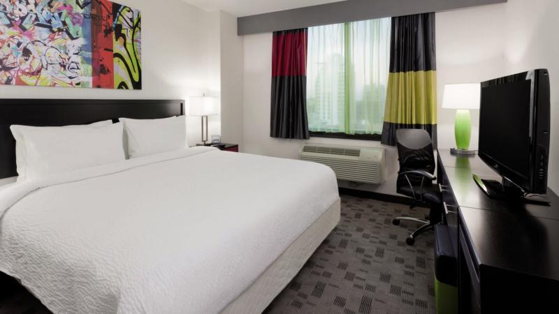 Fairfield Inn & Suites New York Queens/Queensboro Bridge Wohnbeispiel