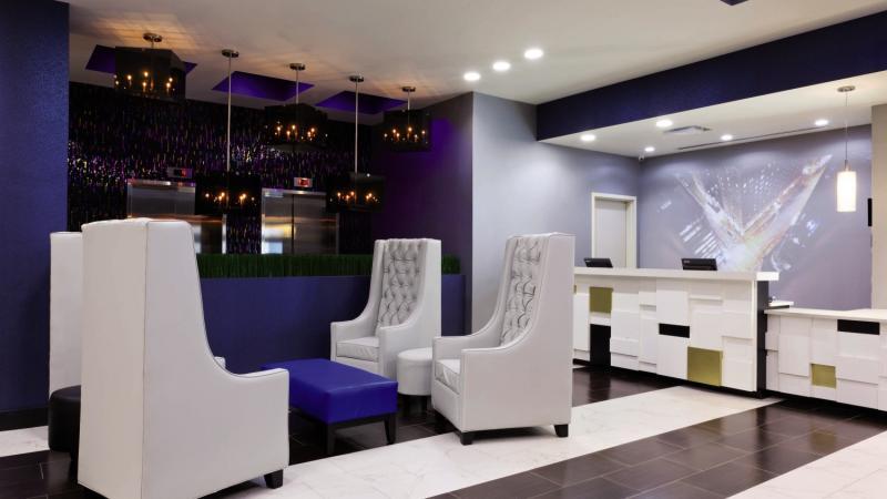 Fairfield Inn & Suites New York Queens/Queensboro Bridge Lounge/Empfang
