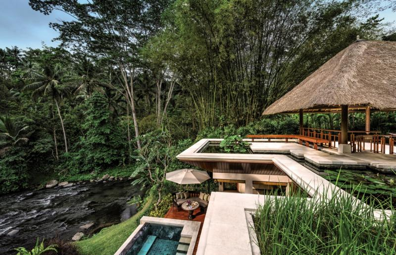 Four Seasons Resort Bali at Sayan Ubud Garten