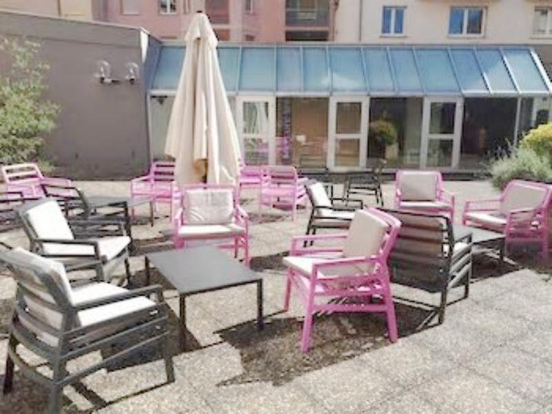 Mercure Colmar Centre Unterlinden Restaurant