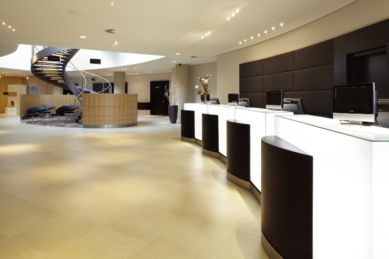 Radisson Blu Hotel Hamburg Airport Lounge/Empfang