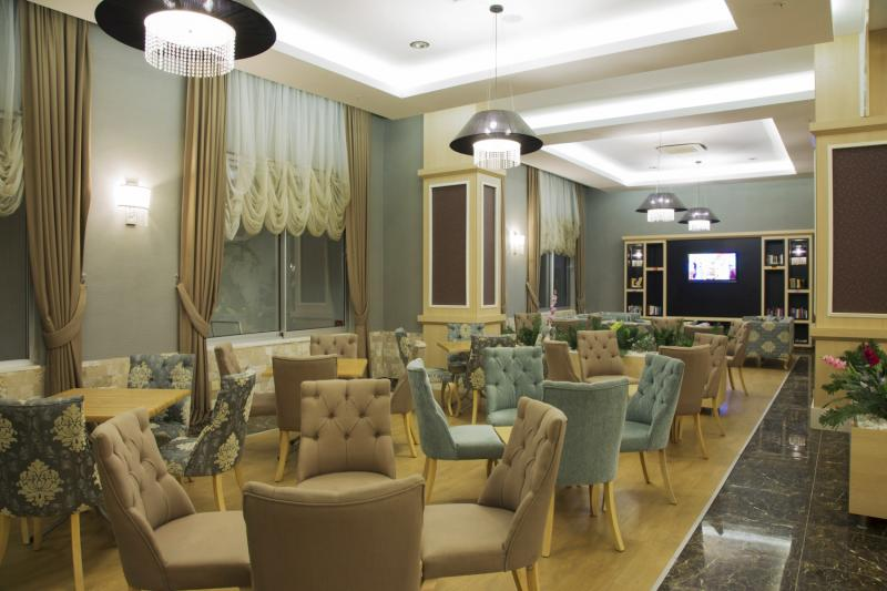 Merve Sun Hotel & Spa Restaurant