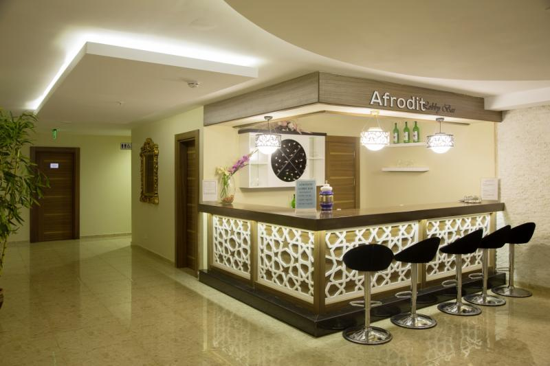 Merve Sun Hotel & Spa Lounge/Empfang