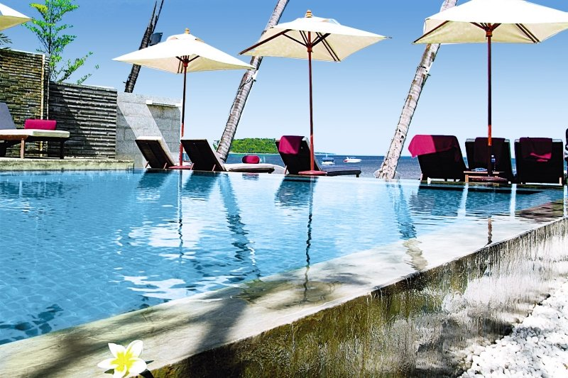 Punnpreeda Beach Resort Samui Pool