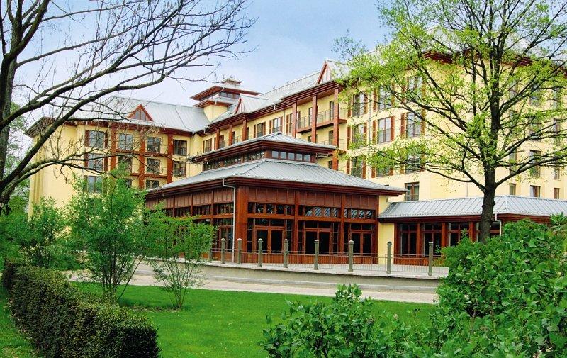 Lindner Park Hotel Hagenbeck Außenaufnahme