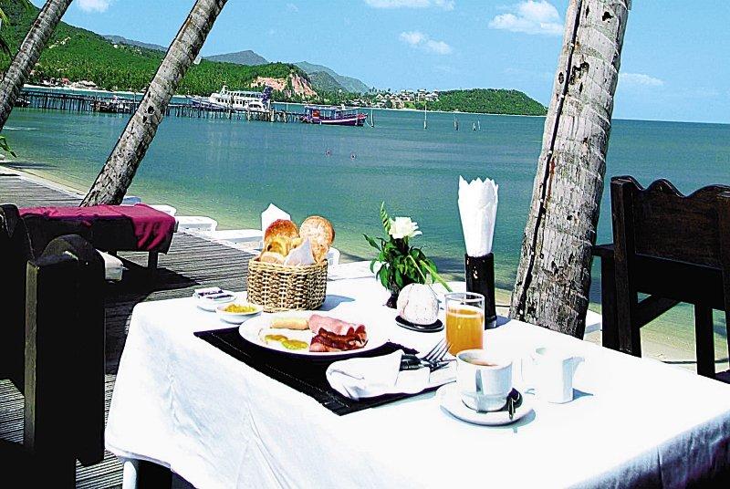 Punnpreeda Beach Resort Samui Restaurant