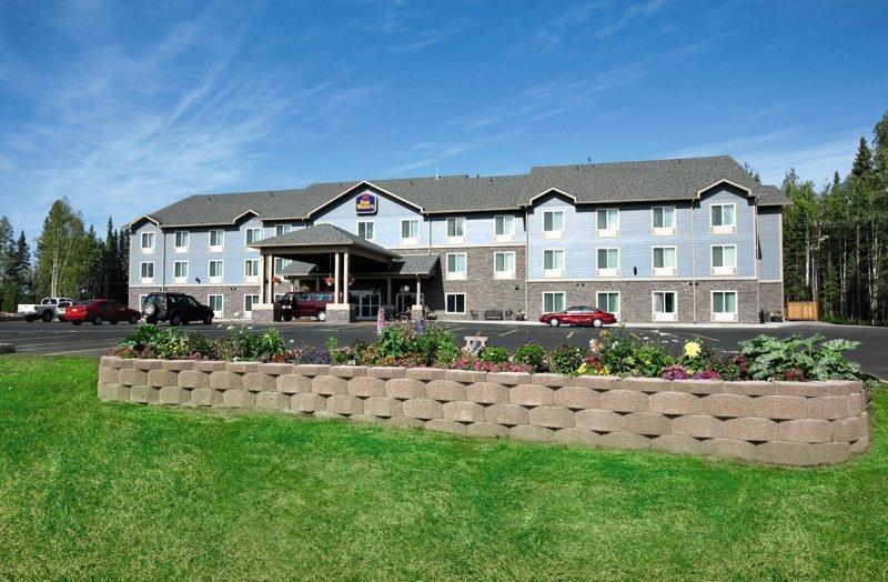 Best Western Plus Chena River Lodge Außenaufnahme