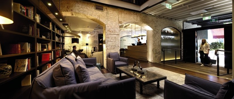 Harbour Rocks Hotel Sydney MGallery Collection Lounge/Empfang