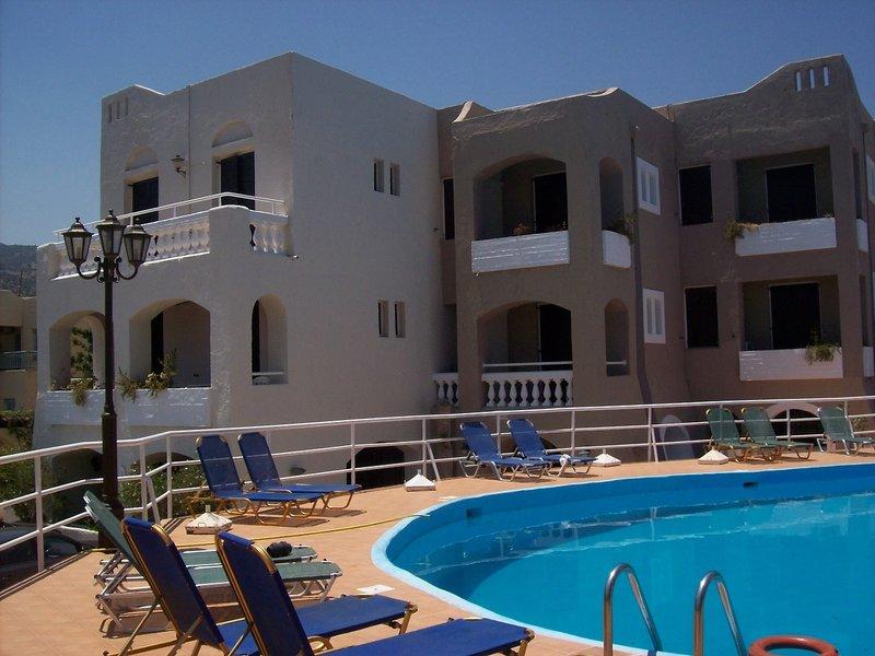 Stalis Bay Studios & Apartments Pool