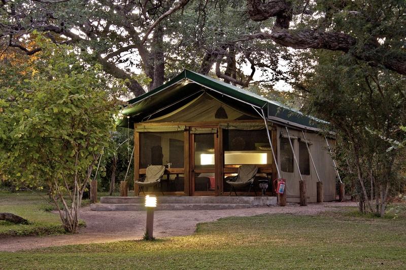 Elephant Valley Lodge Außenaufnahme