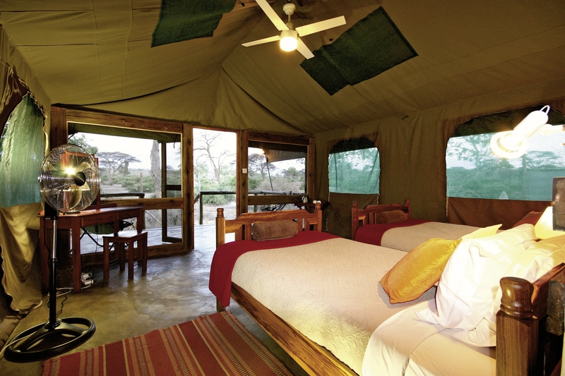 Elephant Valley Lodge Wohnbeispiel