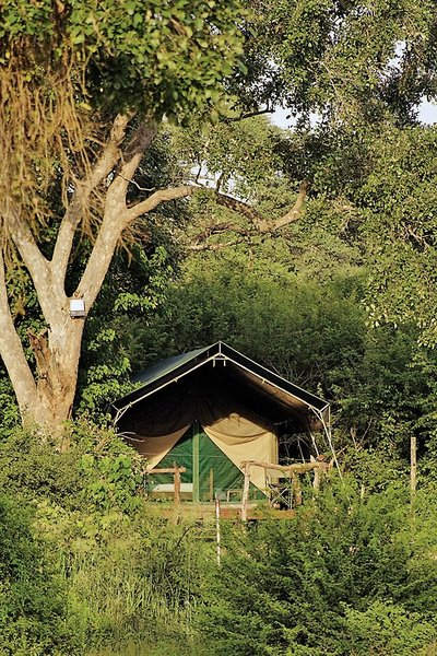 Elephant Valley Lodge Garten