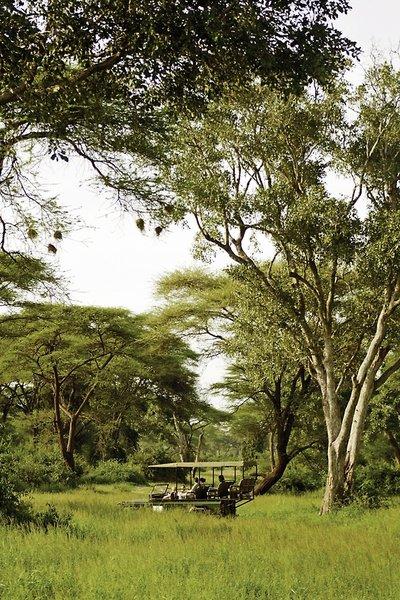 Elephant Valley Lodge Landschaft
