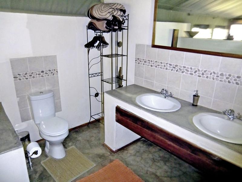Elephant Valley Lodge Badezimmer
