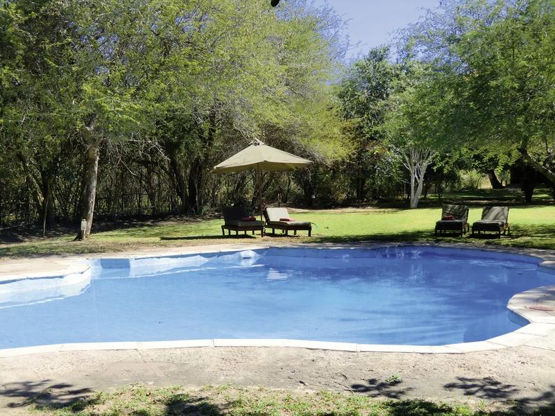 Elephant Valley Lodge Pool