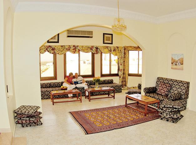 Shams Villa Wohnbeispiel