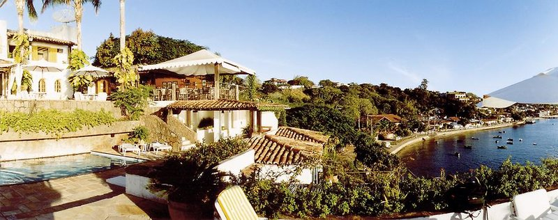 Casas Brancas Boutique & Spa Terrasse