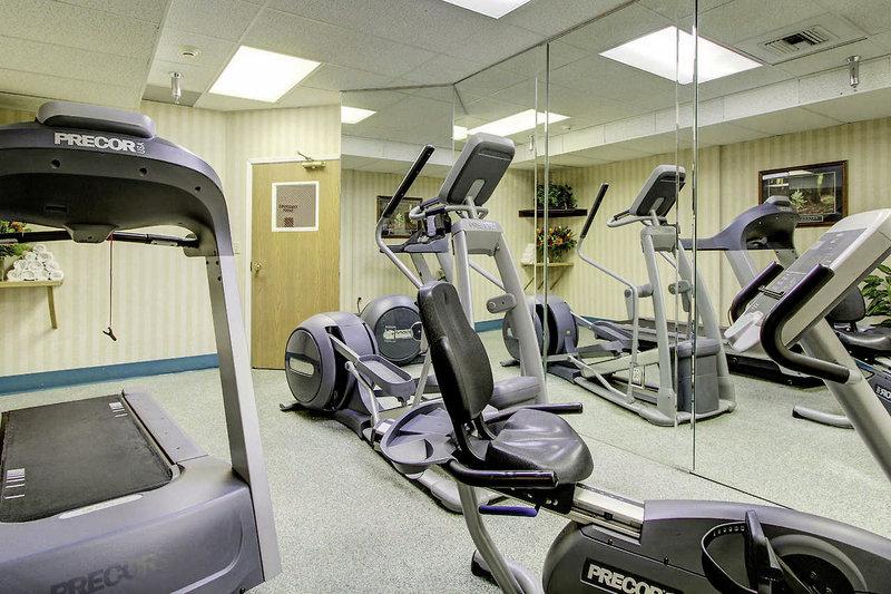 Clarion Suites Downtown Sport und Freizeit