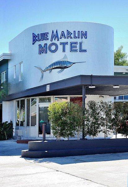 Motel Blue Marlin Außenaufnahme