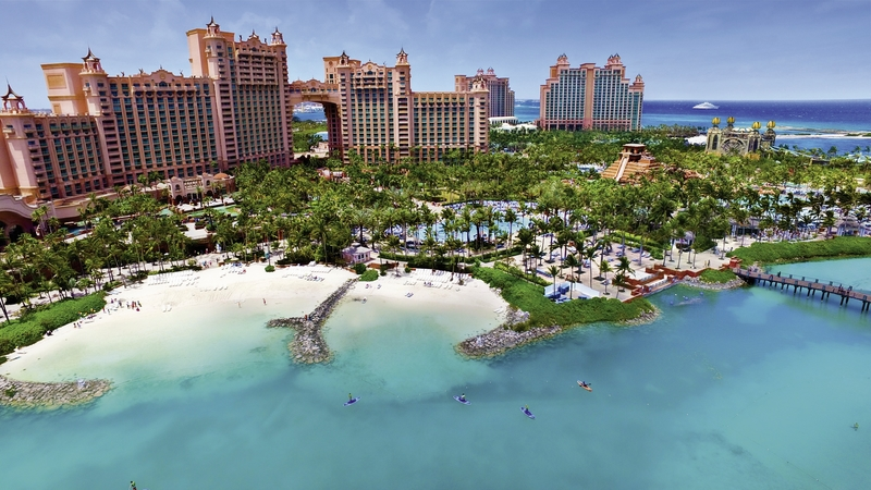 Atlantis Paradise Island - The Royal Außenaufnahme