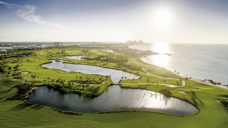 Atlantis Paradise Island - The Royal Landschaft